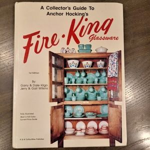 Collectors Guide to Anchor Hocking's Fire King